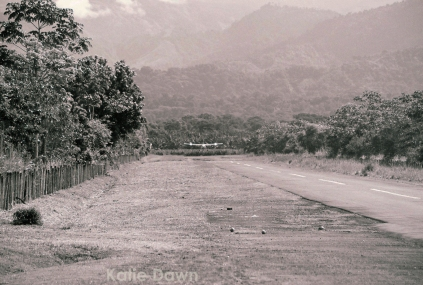 Air Strip in Costa Rica