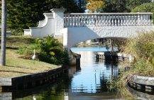 Lake canal