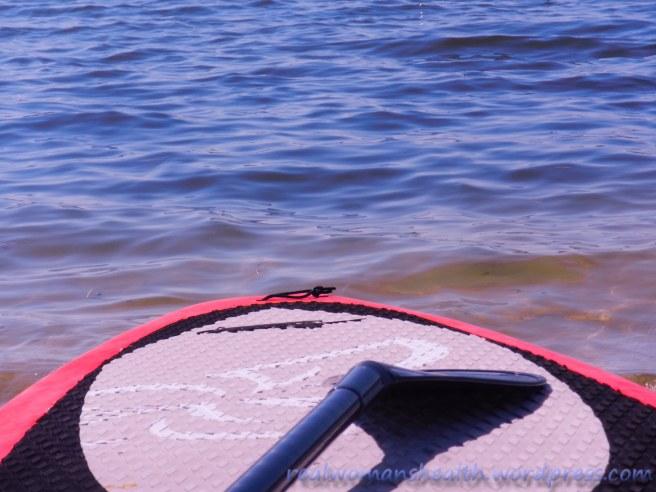 Paddleboard Spring