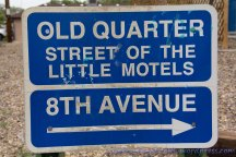 Street of Little Motels