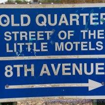 Street of Little Motels