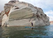 SUP Lake Powell